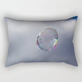 Just Bubbles. Rectangular Pillow