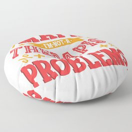 Dear Math I Am Not a Therapist Solve Your Problems Floor Pillow