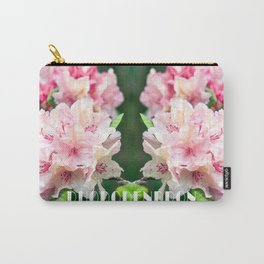 PINK BLOSSOM of RHODODENDRON Carry-All Pouch