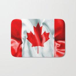 Canada Flag Bath Mat