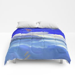 Hijos de la tierra (Sons of Mother Earth) Comforters