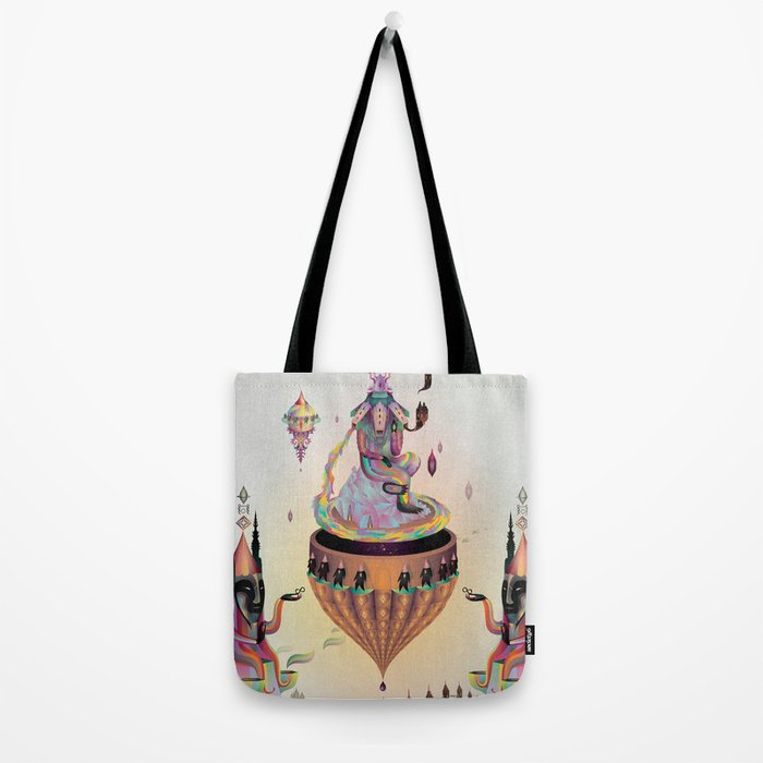 Love Nectar Tote Bag