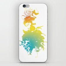 Somewhere Between  iPhone & iPod Skin