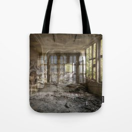 In a Lost Place Tote Bag