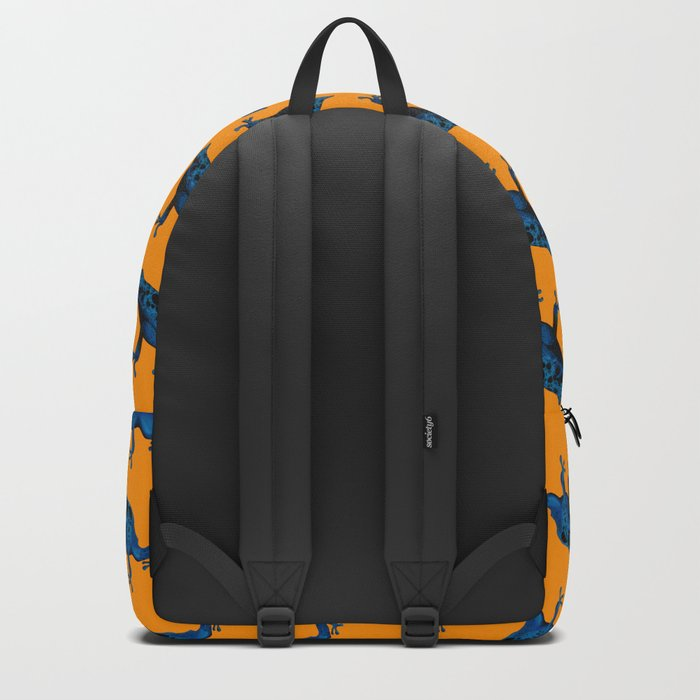Blue Frog Backpack