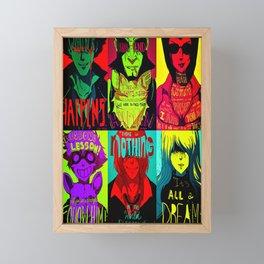Cowboy Bebop Framed Mini Art Print