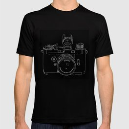 Minox camera T-shirt