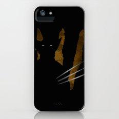 SuperHeroes Shadows : Wolverine iPhone (5, 5s) Slim Case
