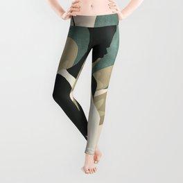 Tropical Girl 9 Leggings