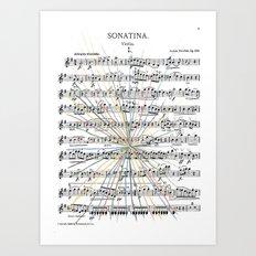 Sonatina Art Print