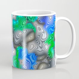 Moire Coffee Mug