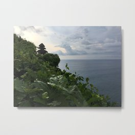 Bali ocean view - Beaches Metal Print
