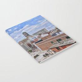Grit & Color Notebook