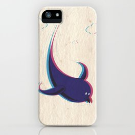 3D FLY iPhone Case