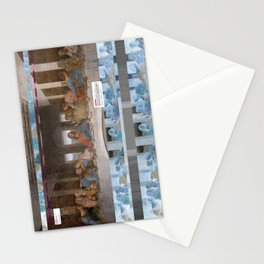 The Last Supper _review Stationery Cards