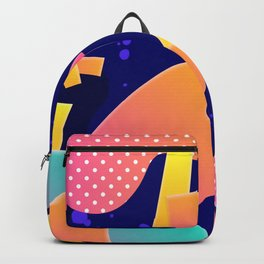 Chaotic geometry Backpack