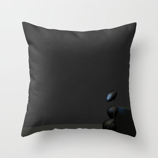 AntWoman  Throw Pillow