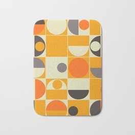 PANTON ORANGE Bath Mat