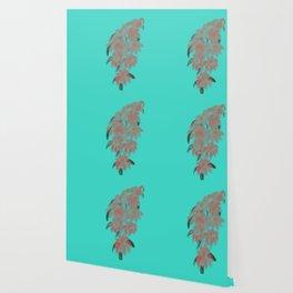 Pour Flowers Wallpaper