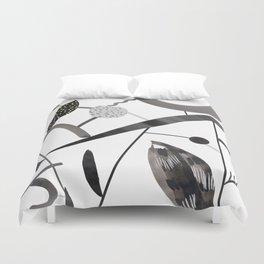 Abstract Botanica - 2 Duvet Cover