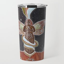 Wings and Roots Travel Mug