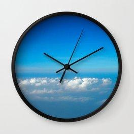 Beautiful sky Wall Clock