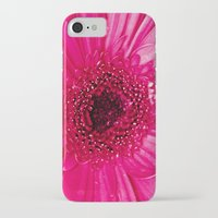 hot pink iPhone & iPod Cases featuring Hot Pink by Tracey Krick Photography