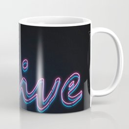 NeonNoir Coffee Mug