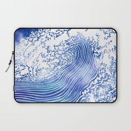 Pacific Waves II Laptop Sleeve