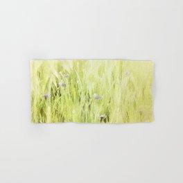 Cornflowers in the cornfield Hand & Bath Towel