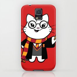 Wizardkitty Griffin House! iPhone Case