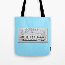 303 Square Tote Bag