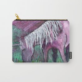 Unicorn Warrior at Rest Carry-All Pouch