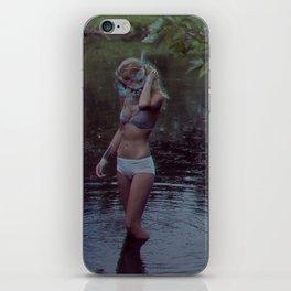 Water graves 1 iPhone Skin