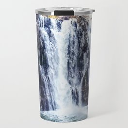 Burney Falls Travel Mug