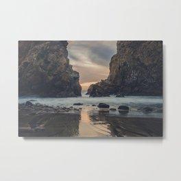 Pfeiffer Beach, USA Metal Print
