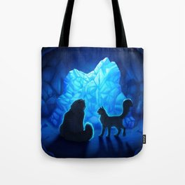 Moonstone Tote Bag