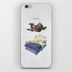 Break Time iPhone & iPod Skin