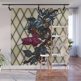 Moth Emergence Wall Mural
