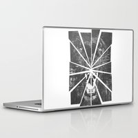 panther Laptop & iPad Skins featuring PANTHER by TOO MANY GRAPHIX