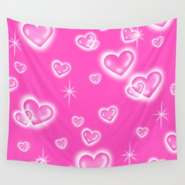 Amorcito Corazón Wall Tapestry