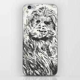 Chewbacca, Chewy, Wookie iPhone Skin