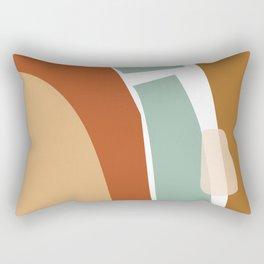 // Reminiscence 02 Rectangular Pillow