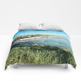Hookipa Beach Comforters