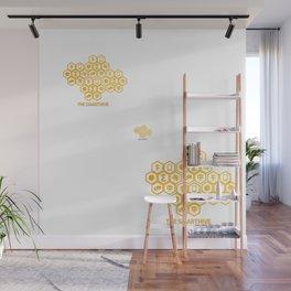 Smarthive for Smartcash Wall Mural