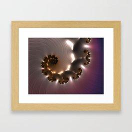Inna Light Framed Art Print
