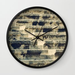 Ancient Amphitheater Wall Clock