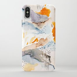 marmalade mountains iPhone Case
