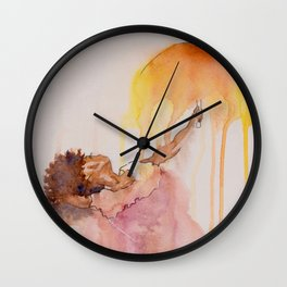 Mr. Ailey Wall Clock