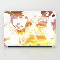 johnny depp iPad Cases featuring Johnny Depp by Nechifor Ionut